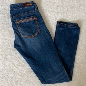 Express Stella regular fit jeans size 4